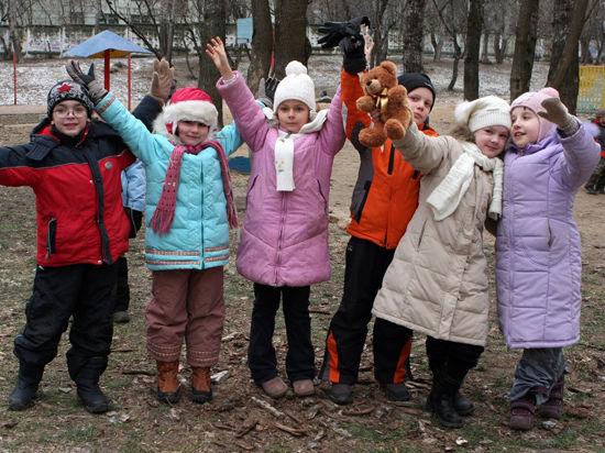 В «семейных» детских садах малыши будут играть стерильными игрушками
