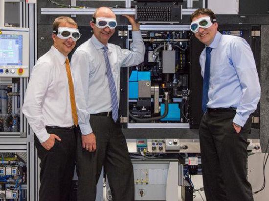 Германскую премию будущего-2013 вручили за фемтосекундный лазер