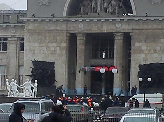 После теракта в Волгограде выяснилось: «вокзальная» безопасность профинансирована лишь на 10%