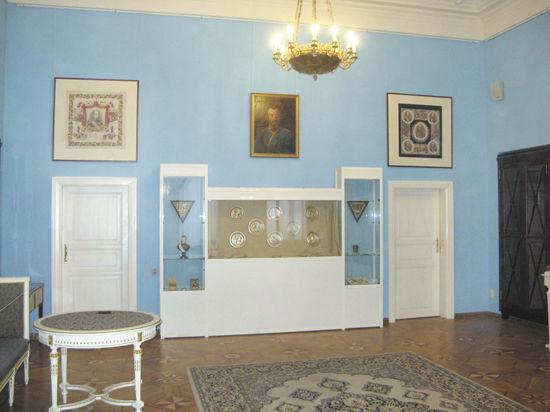 большие вязёмы музей-заповедник александр пушкин романовы