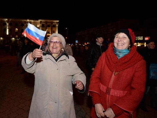 крым россия украина последствия