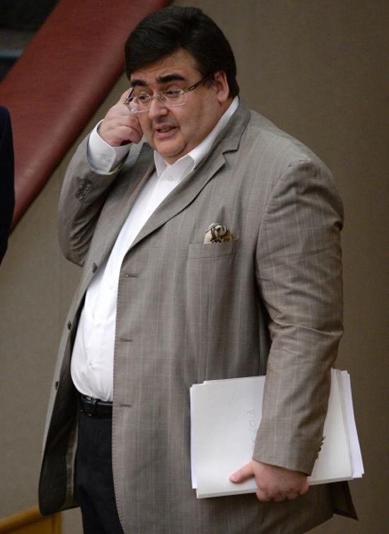 Депутата Митрофанова хотят лишить неприкосновенности