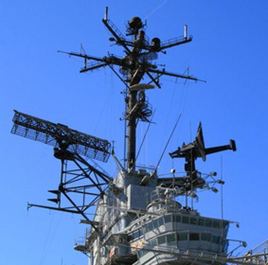 Американские военные корабли вошли в Чёрное море