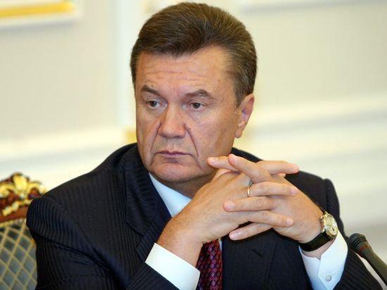 Евросоюз заморозил счета украинских чиновников