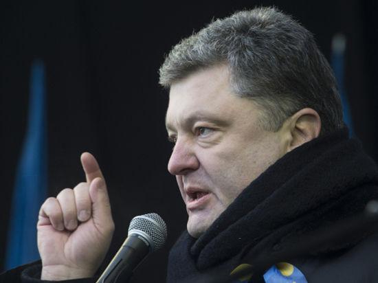 Липецкий ОМОН заблокировал фабрику предполагаемого спонсора Евромайдана Порошенко
