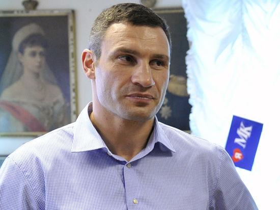 Виталий Кличко взбешен вмешательством «Правого сектора»