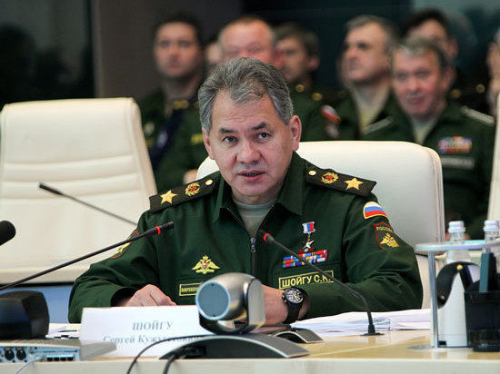 Шойгу: Никаких российских войск в Крыму нет