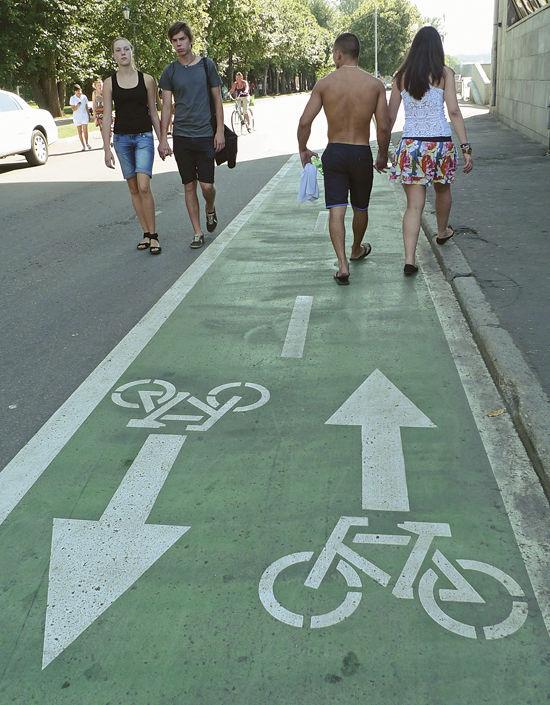 «Велосипедные» поправки Минтранса предложены в угоду московским транспортникам