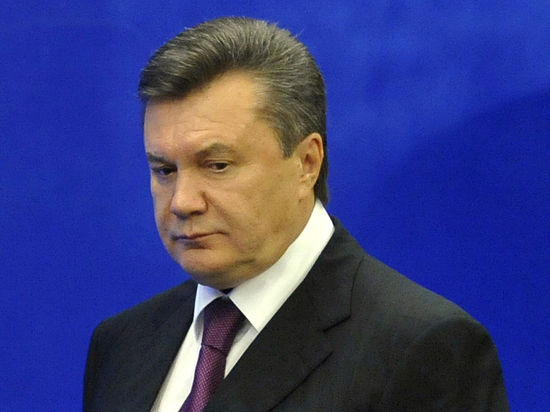Янукович — в неактивном розыске