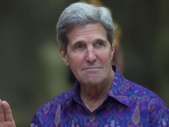 Госсекретаря США Керри в Киеве назвали «Томом», а не Джоном