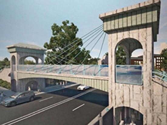 Стало известно, как будет выглядеть новый мост в Московском зоопарке