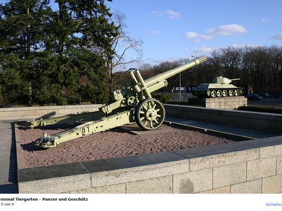 Советские танки останутся в Берлине – несмотря на петиции