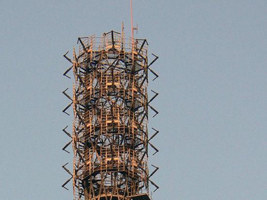 Шуховскую башню приговорили к распилу