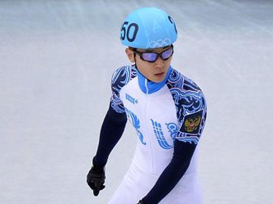 Виктор Ан принес России пятую медаль домашней Олимпиады