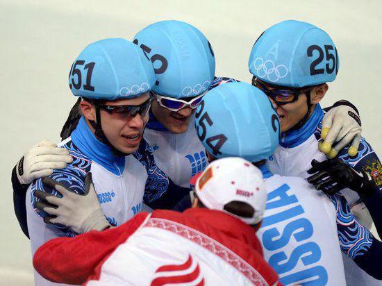 Олимпийский костюм Виктора Ана готовы купить за 51 тысяч рублей