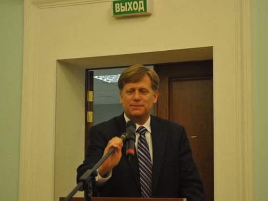 Будущий посол США устроит в Москве новый Майдан?