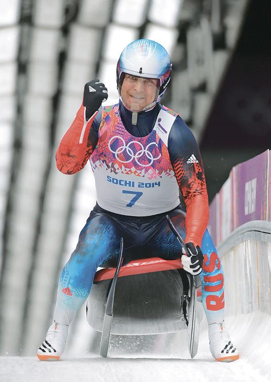 Первые две медали Сочи- 2014 сборной России принесли подмосковные спортсмены