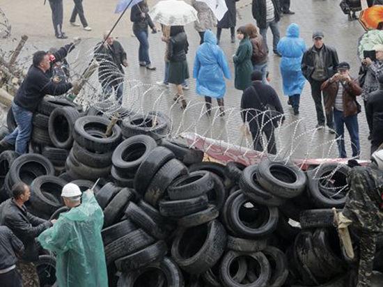 Верховная рада думает, что делать с Донбассом