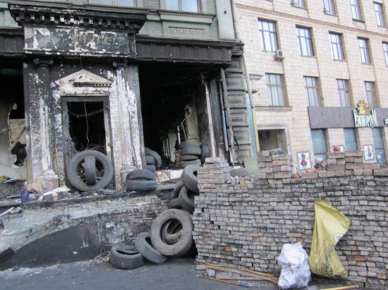 киев майдан протесты