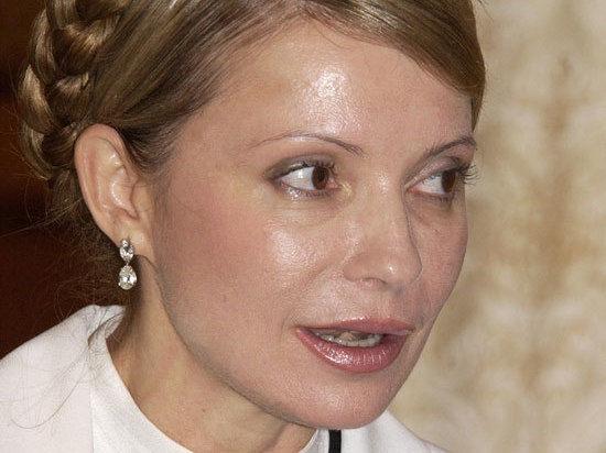 Тимошенко зовет США и Великобританию спасать Украину