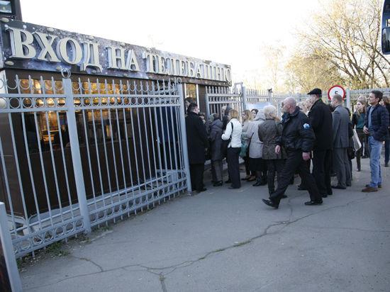 «Хозяева» Шуховской башни организовали «подпольную сходку»