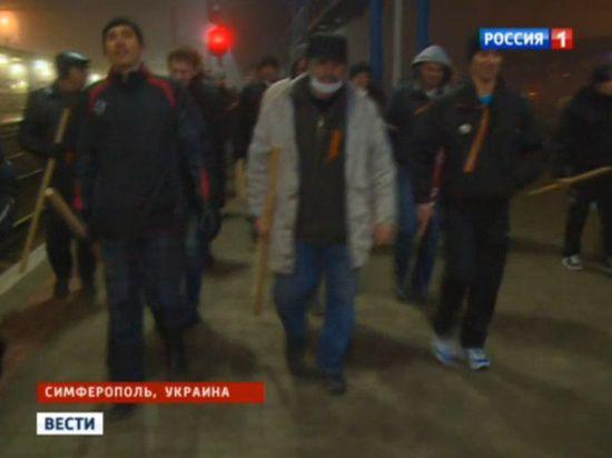 Украина, Крым, Россия: Совфед РФ разрешил ввод войск в Крым; Кличко требует объявить полную мобилизацию. Онлайн-трансляция.