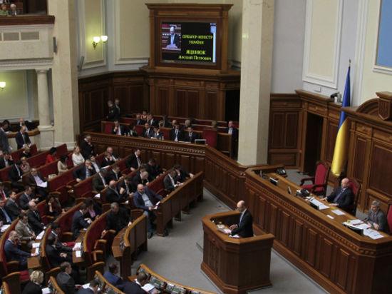 Люстрация по-украински: в списках нет олигархов, но есть 6-летние дети