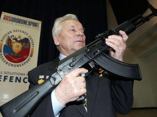 Михаил Калашников за полгода до смерти написал письмо патриарху Кириллу