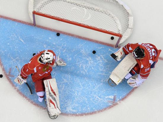 Золото для хоккейной сборной России может достаться паралимпийцам