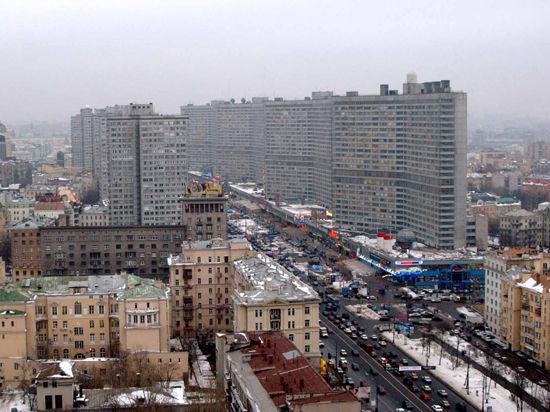 Новый Арбат превратится в пешеходную зону по частям