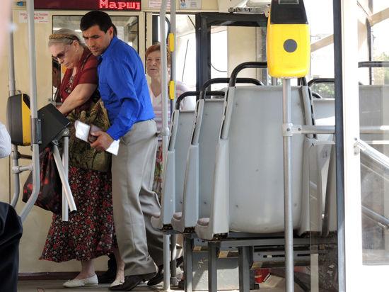 В Москве могут появиться антикарманы для остановок общественного транспорта