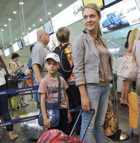 «Сухой закон» для авиапассажиров в России отменен