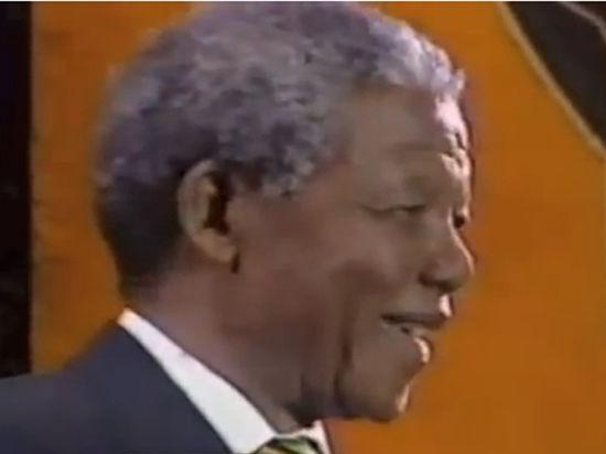 Нельсона Манделу превратят в товарный знак