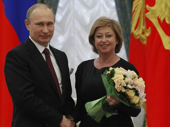 Эрнст и Мутко получили по ордену за Игры в Сочи, а Третьяк