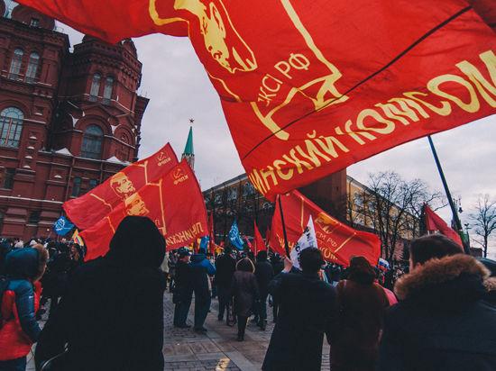 На Красной площади был, Путина видел. «Народ чуть не разорвало»
