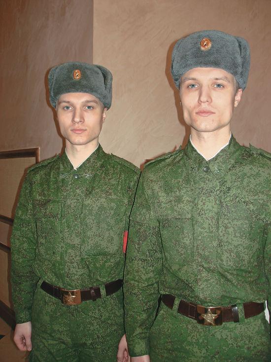 В армию — с музыкой! Воинская часть, где всегда поют и пляшут