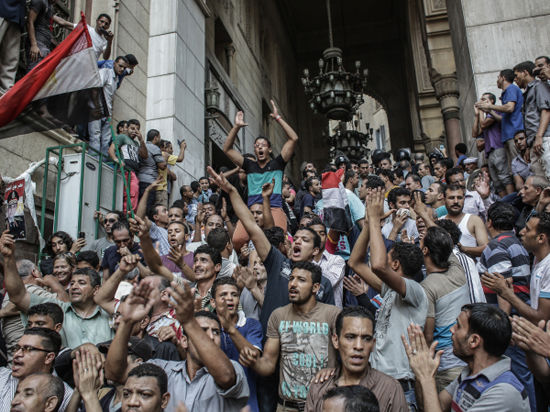 Третья годовщина революции в Египте: сотни арестованных и десятки погибших
