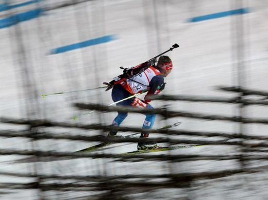 Ветер сорвал гонку преследования в Эстерсунде