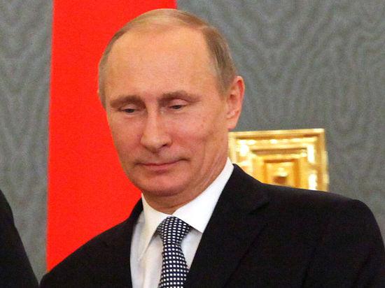 Путин становится брендом  России за рубежом