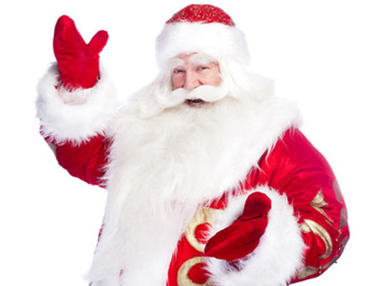 В Москве пройдет флешмоб Дедов Морозов