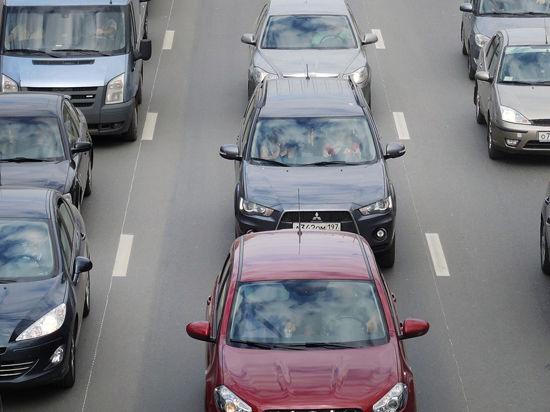 Автопоток в Олонецком проезде повернули вспять