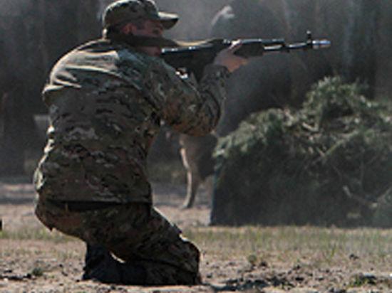 Радикалы «Правого сектора» расстреляли самооборону Майдана