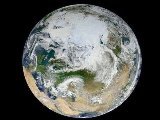 Земля - ровесница Солнечной системы