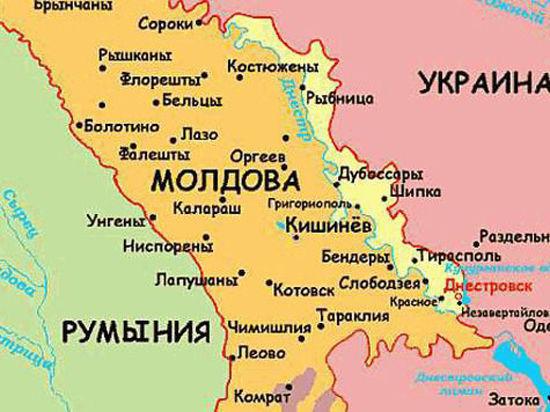 Приднестровье готовится разделить судьбу Крыма
