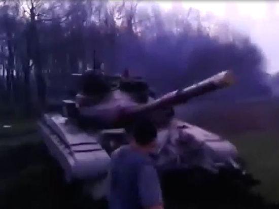 Турчинов объявил о начале военной операции в Донецкой области