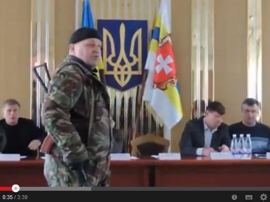 В Ровно убит украинский националист Сашко Белый, двое активистов