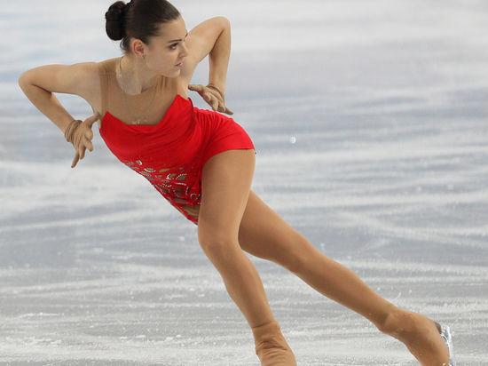 Аделина Сотникова завоевала
