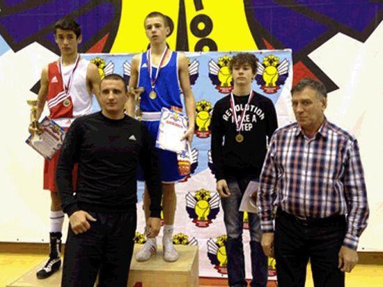 Медали наших юных боксёров
