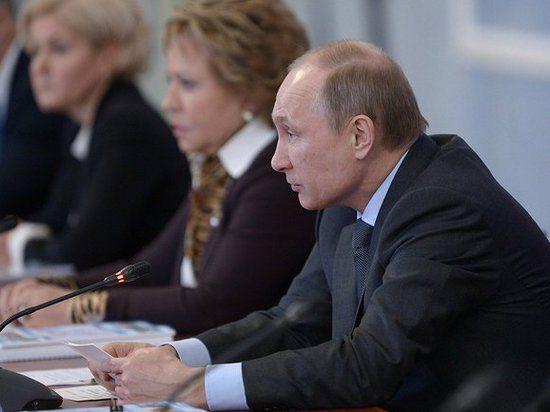 Матвиенко предложила Путину переписать Семейный кодекс