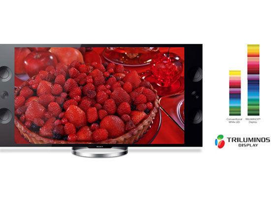 Телевизоры Sony — новые интерфейсные предложения